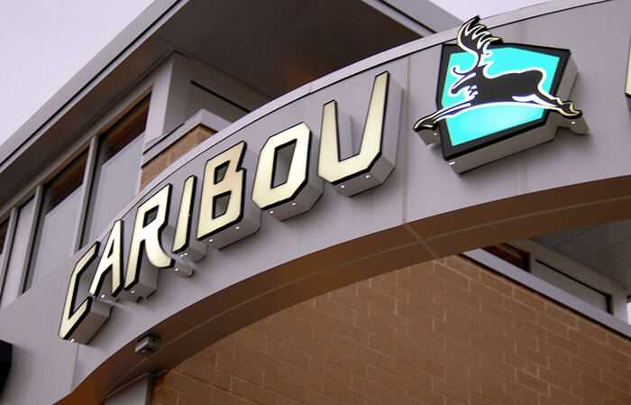 Nearest Caribou Coffee Locations