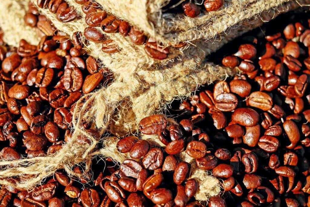 roasted cofee beans